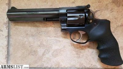 For Trade: Ruger GP100 357mag