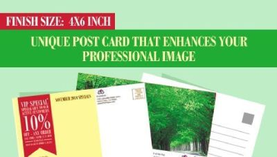 Promote Your Offers with Postcard Printing from PrintPapa
