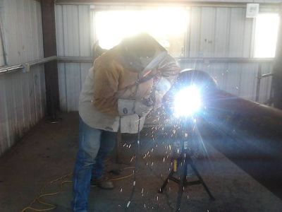 Certified Welder Looking For Side Work