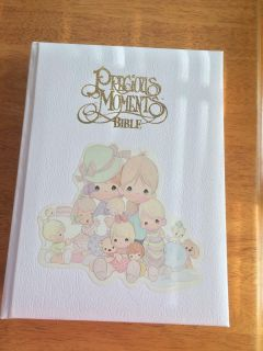 NEW IN BOX. Precious Moments Family Bible. NKJV. See all pictures. PPU ONLY.