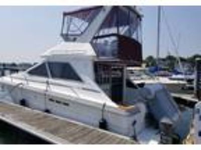 1988 Sea Ray 345-Sedan-Bridge Power Boat in Salem, MA