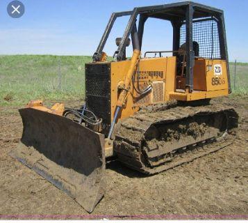 Need Tracks for Case 850B Bulldozer