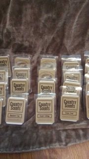 Country scents 100% soy wax melts