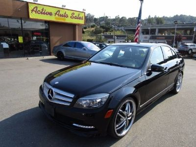 2011 Mercedes-Benz C300 4MATIC AWD