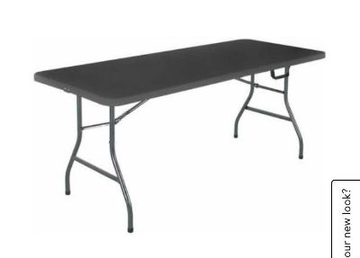 Anyone wanting to sell a folding table?