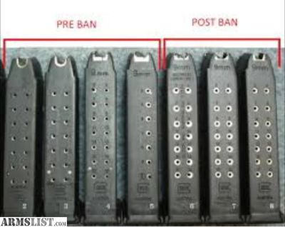 Want To Buy: Preban Glock 19 magazines