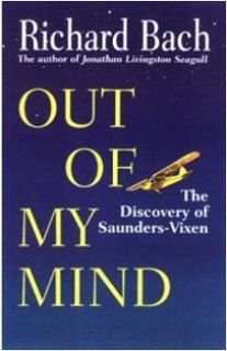 Out of My Mind Richard Bach (hardbound)
