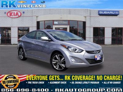 2015 Hyundai Elantra GLS (Shale Gray Metallic)