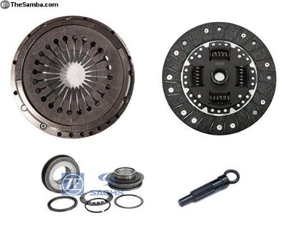 Clutch Kit With Throw Out Bearing, 225mm, 911