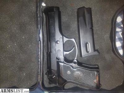 For Sale/Trade: Beretta m92fs compact