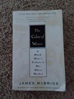 High school book The color of water