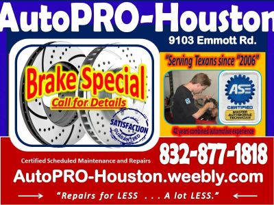 Electrical | A/C | Drivetrain | Transmission | Engine SHOP | Maintenance and Repair