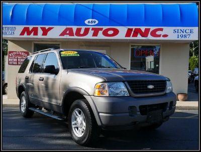 2003 Ford Explorer XLS (Mineral Grey Metallic)