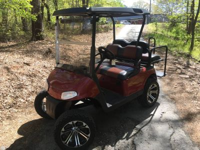 2009 E-Z-Go Freedom RXV - Electric Golf Golf Carts Woodstock, GA