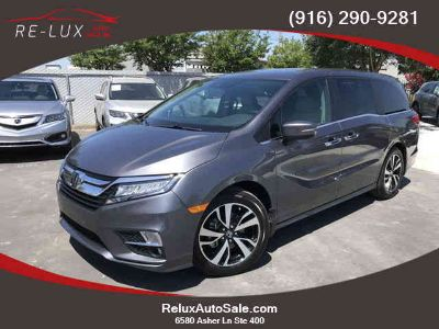 Used 2018 Honda Odyssey for sale