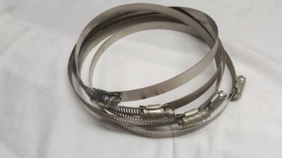 Find HOSE CLAMP SAE96 316 STAINLESS MADE IN THE USA 5 PK motorcycle in Tampa, Florida, United States, for US $9.99