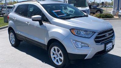 2018 Ford EcoSport SE (MOONDUST SILVER METALLIC)