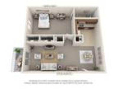 Aspen Village - One BR, One BA (1st Floor, Heat Paid)