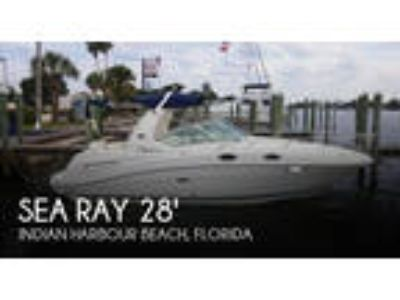Sea Ray - 260 Sundancer