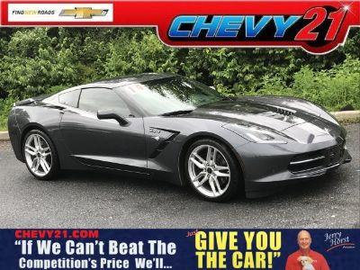 2014 Chevrolet Integra Z51 (Cyber Gray Metallic)