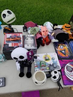 Nightmare before Christmas collection