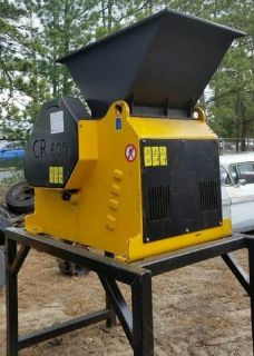 2013 CM CR600 Bare Jaw Crusher RTR#7033334-01