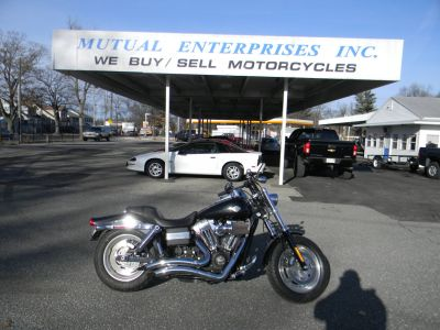 2013 Harley-Davidson Dyna Fat Bob Cruiser Motorcycles Springfield, MA