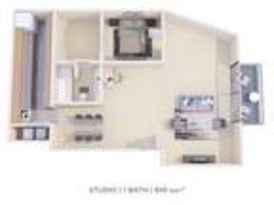 Sherwood Crossing Apartments & Townhomes - Studio