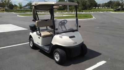 2016 E-Z-Go RXV Electric Golf Golf Carts Lakeland, FL