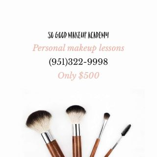 Clases privadas de maquillaje