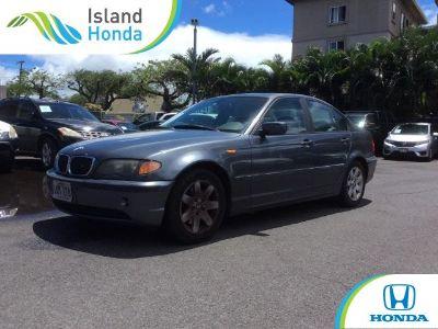 2003 BMW 3-Series 325i (gray)