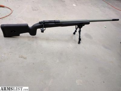 For Sale: Remington 700 shillen barrel