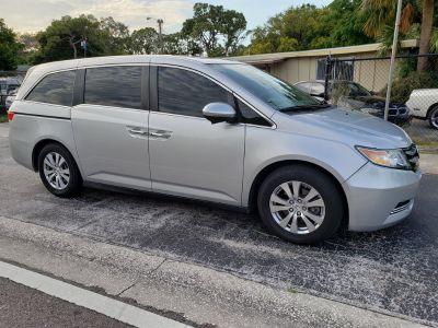 2014 Honda Odyssey EX-L (Silver)