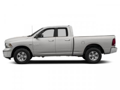 2019 RAM RSX Tradesman (Bright Silver Metallic Clearcoat)