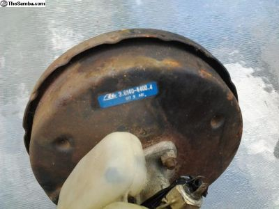 Used German ATE VW Bay Bus Disc Brake Booster