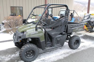 2019 Polaris Ranger 570 Full-Size Utility SxS Adams, MA