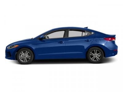 2017 Hyundai Elantra SE (Electric Blue)