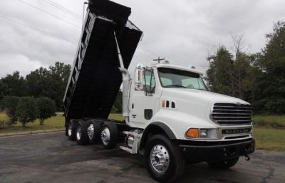 Contact our company to finance your next dump truck