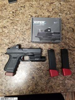 For Sale: Glock 19MOS Gen 4