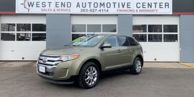 2013 Ford Edge Limited (Gold)