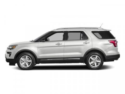 2018 Ford Explorer XLT (Oxford White)