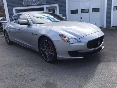 2014 Maserati Quattroporte Sport GT S (Gray)