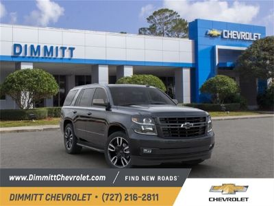 2019 Chevrolet Tahoe Premier (shadow gray metallic)