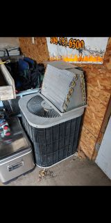 Used A/C Unit and A Coil