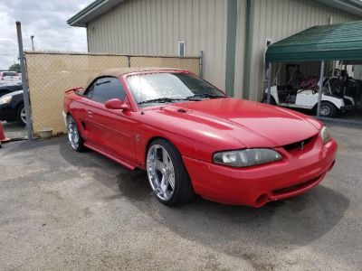 1995 Ford Mustang GT (Red)