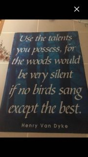 New Motivational Poster made with recycled paper & soy based inks 2 of 2