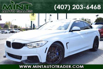 2014 BMW Integra 435i (Alpine White)