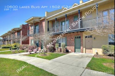 Gorgeous Townhome in the Lakes at Bluebonnet!