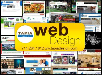 Website Design for new business call (714) 204