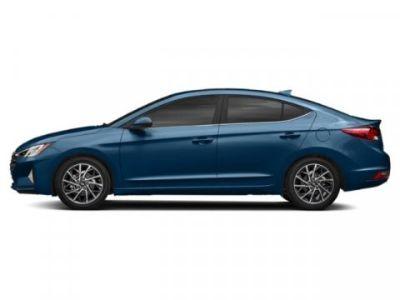2019 Hyundai Elantra ECO (Lakeside Blue)